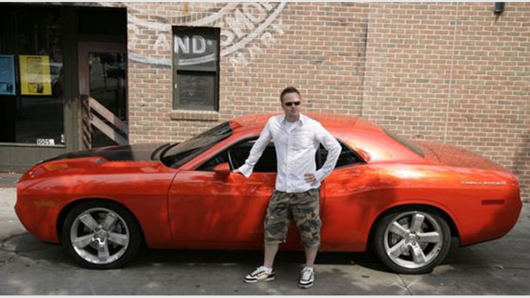 Dodge Challenger Concept 2006 Review