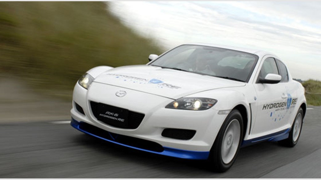 mazda rx8 2007 top speed