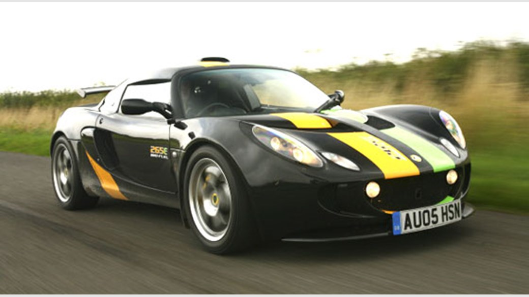 Lotus Exige 265E (2007) review | CAR Magazine