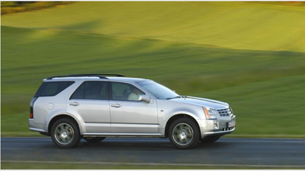 srx review reviews suv car by magazine cadillac