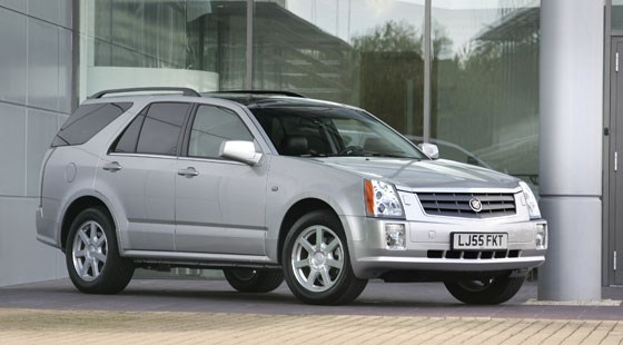 cadillac srx 2006 review by car magazine. Black Bedroom Furniture Sets. Home Design Ideas