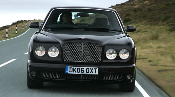 Bentley Arnage T 2006 Review Car Magazine