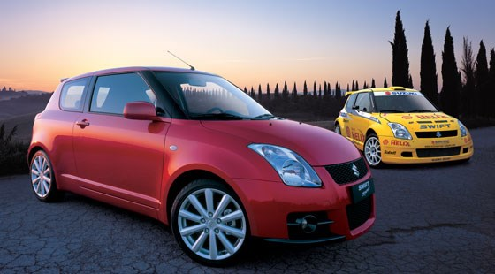 Mini Cooper Lease >> Suzuki Swift Sport (2006) review | CAR Magazine