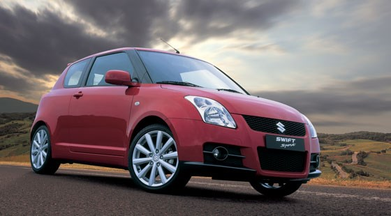 Обзор Suzuki Swift Sport
