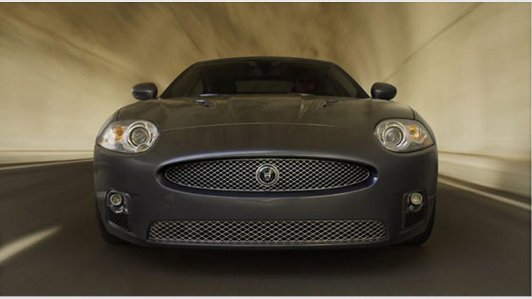 Jaguar Xkr Coupe 2006 Review