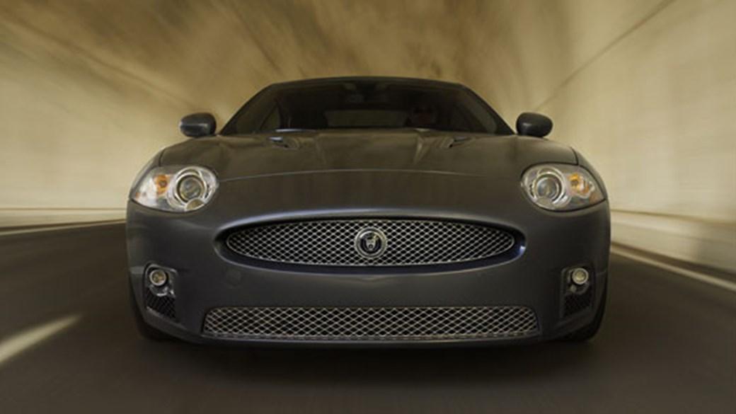 Jaguar XKR Coupe (2006) Review