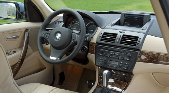 Bmw X3 3 0sd 2006 Review Car Magazine