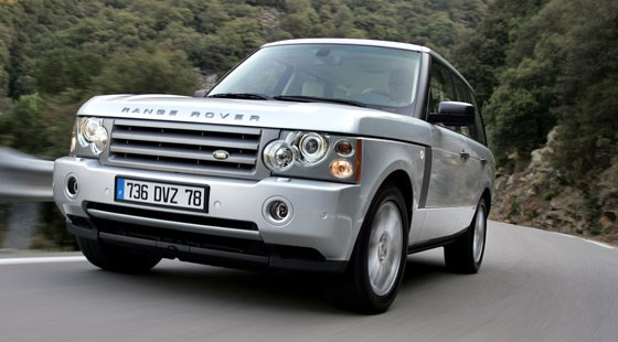 Range Rover Tdv8 2006 Review By Car Magazine