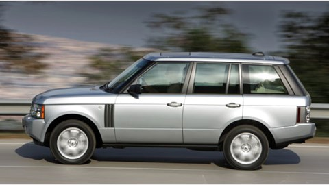 Range Rover Tdv8 2006 Review Car Magazine