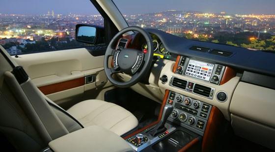 Range Rover Lease Uk >> Range Rover TDV8 (2006) review   CAR Magazine