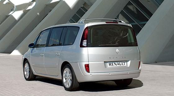 renault espace 2 0dci 175 2006 review car magazine rh carmagazine co uk Renault Espace Interior Renault Espace Trunk