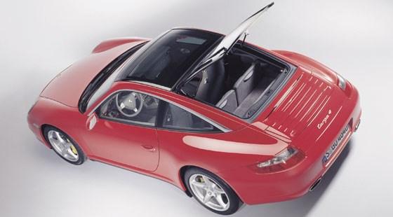 Porsche 911 Targa 4s 2006 Review Car Magazine