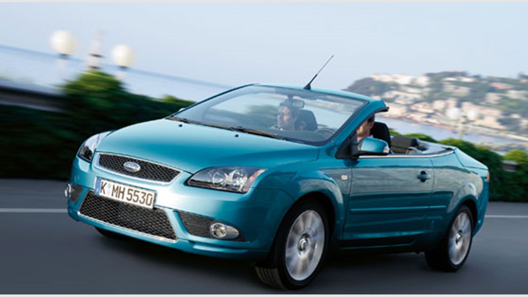 ford focus coupe-cabriolet tdci cc-2 (2006) reviewcar magazine