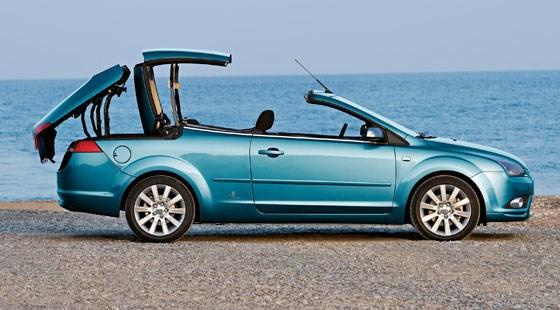 ford focus coupe cabriolet tdci cc 2 2006 review car. Black Bedroom Furniture Sets. Home Design Ideas