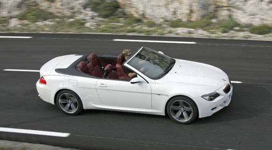 BMW M6 Convertible (2006) review by CAR Magazine