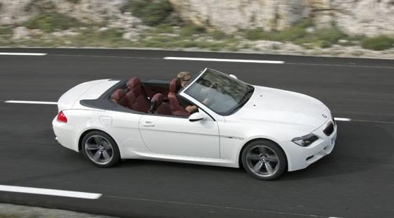 BMW M6 Convertible (2006) review | CAR Magazine