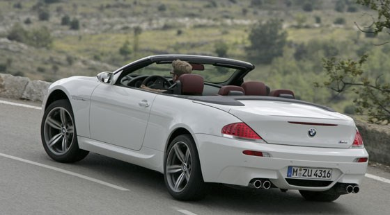 2006 bmw m6 review