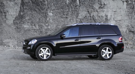 Mercedes GL420 CDI (2006) review | CAR Magazine