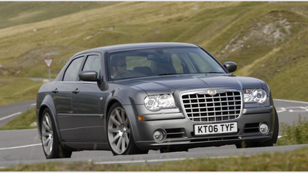 Chrysler 300c Srt 8 2006 Review Car Magazine