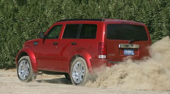 Dodge nitro 37 sxt 2006 review by car magazine dodge nitro 37 sxt 2006 review sciox Choice Image
