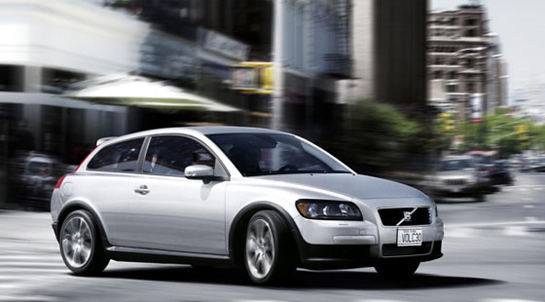 Volvo C30 T5 SE (2006) review | CAR Magazine