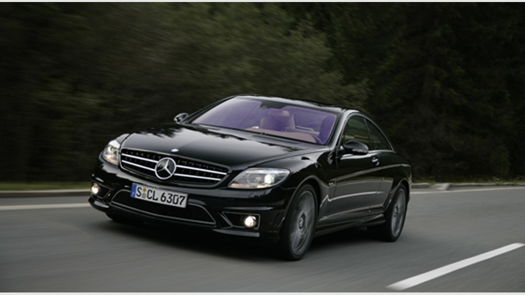 Mercedes Cl63 2006 Amg Review