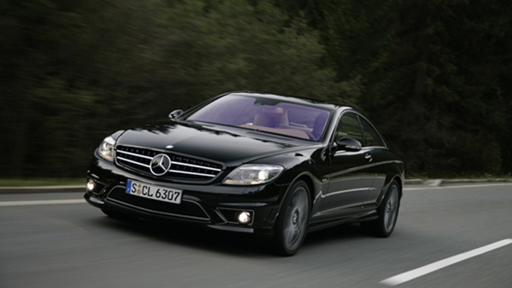 Mercedes CL63 (2006) AMG Review