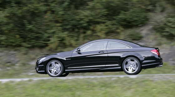 View the latest first drive review of the Mercedes-Benz CL63 AMG ...