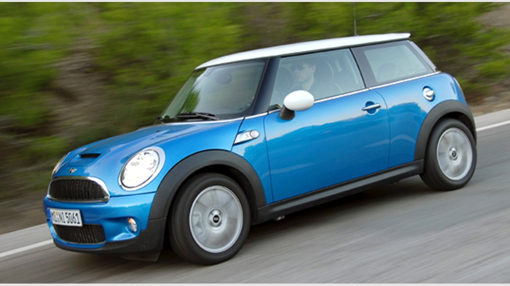 5c89ee1ed22 Mini Cooper S (2006) review