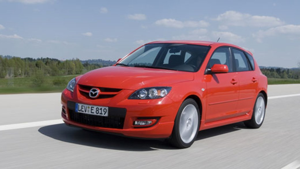 Mazda 3 MPS (2006) Review
