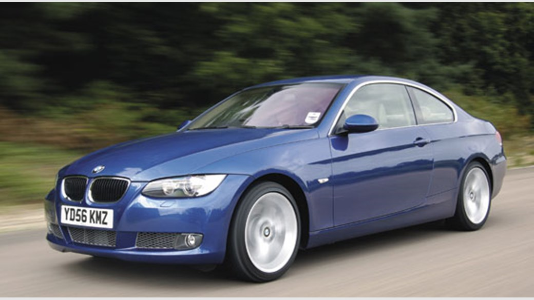 Bmw 335d Coupe 2006 Review