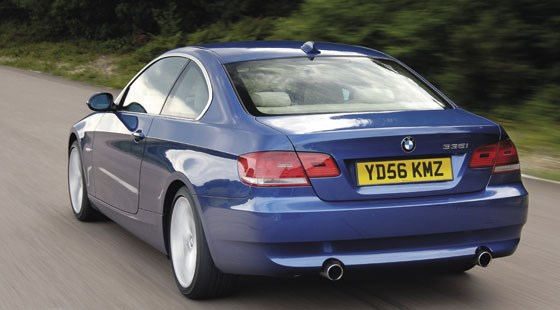 Bmw 335d Coupe 2006 Review Car Magazine