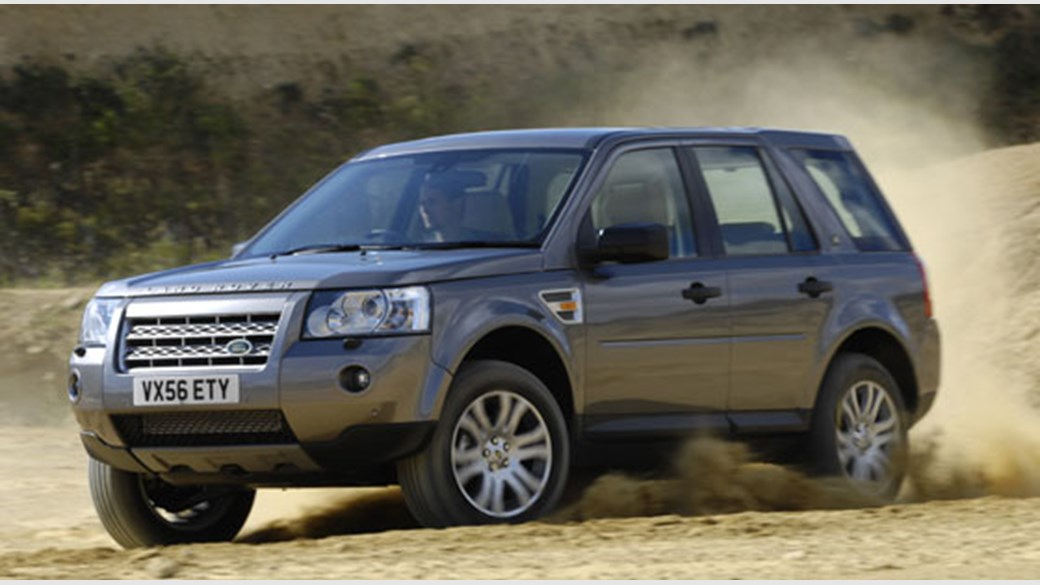 Land Rover Freelander 2.2 TD4 (2006) review | CAR Magazine