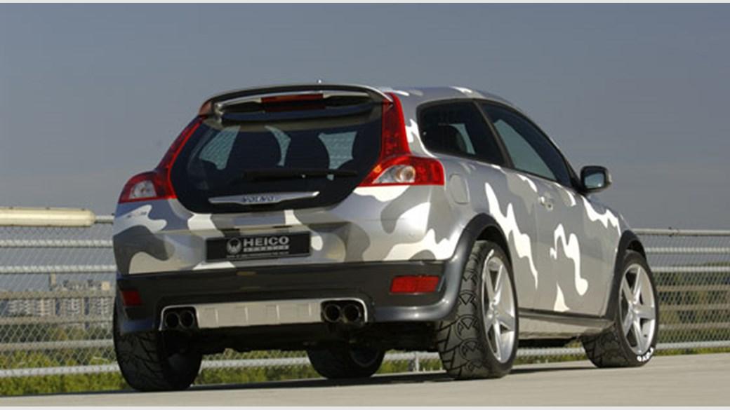 Volvo XC30 concept CAR (2006) review | CAR Magazine