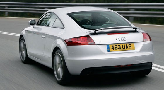 Audi TT T STronic Review CAR Magazine - 2006 audi tt