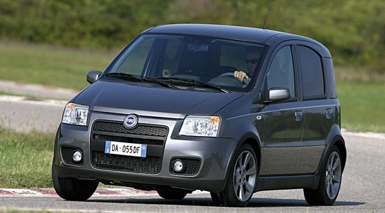 fiat panda 100hp 2006 review car magazine. Black Bedroom Furniture Sets. Home Design Ideas