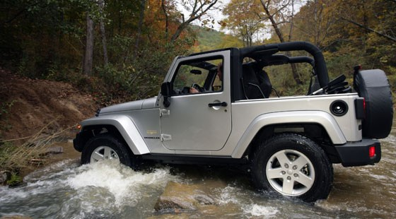 Jeep Wrangler 28 CRD 2006 Review