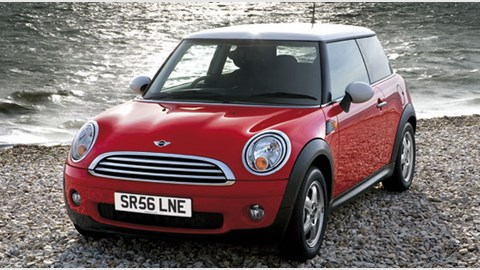 mini cooper 2006 review by car magazine. Black Bedroom Furniture Sets. Home Design Ideas