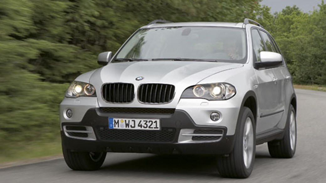 Bmw x5 2005 review