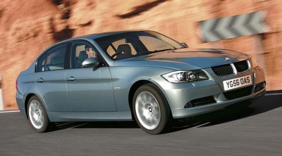 Bmw 335d Se Coupe. BMW 335d Coupe (2006) CAR