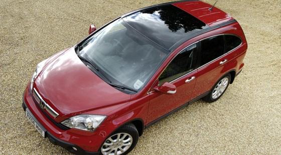 Honda CR-V 2 2 CDTi (2006) review | CAR Magazine