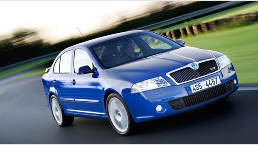 skoda octavia vrs tdi (2006) review | car magazine