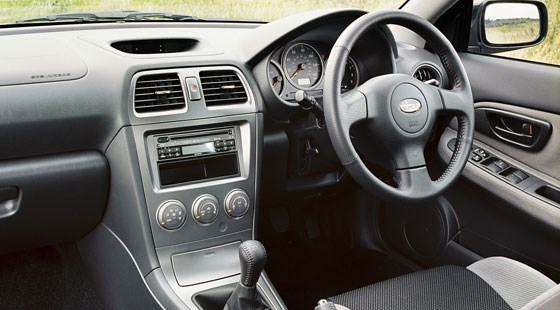 Subaru Lease Deals >> Subaru Impreza 1.5R (2006) review | CAR Magazine