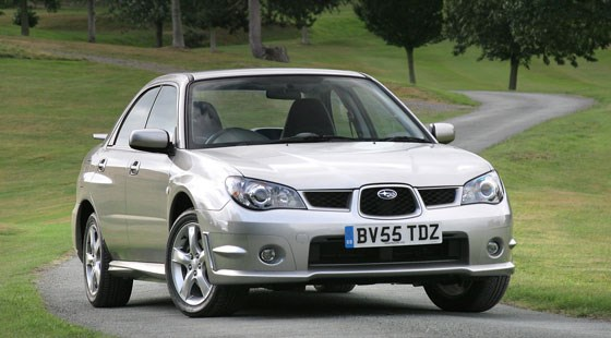 2006 Subaru Wrx For Sale >> Subaru Impreza 1.5R (2006) review | CAR Magazine