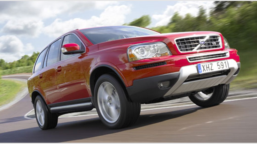 Volvo Xc90 Se Sport 3 2 2006 Review