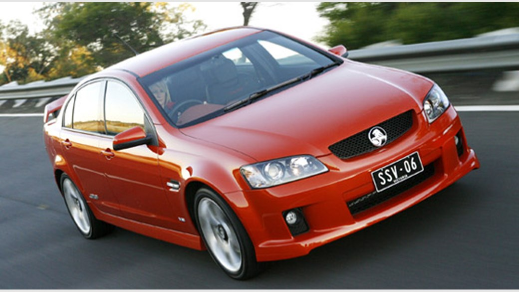 Holden commodore ss v 2006 review by car magazine holden commodore ss v 2006 review sciox Gallery