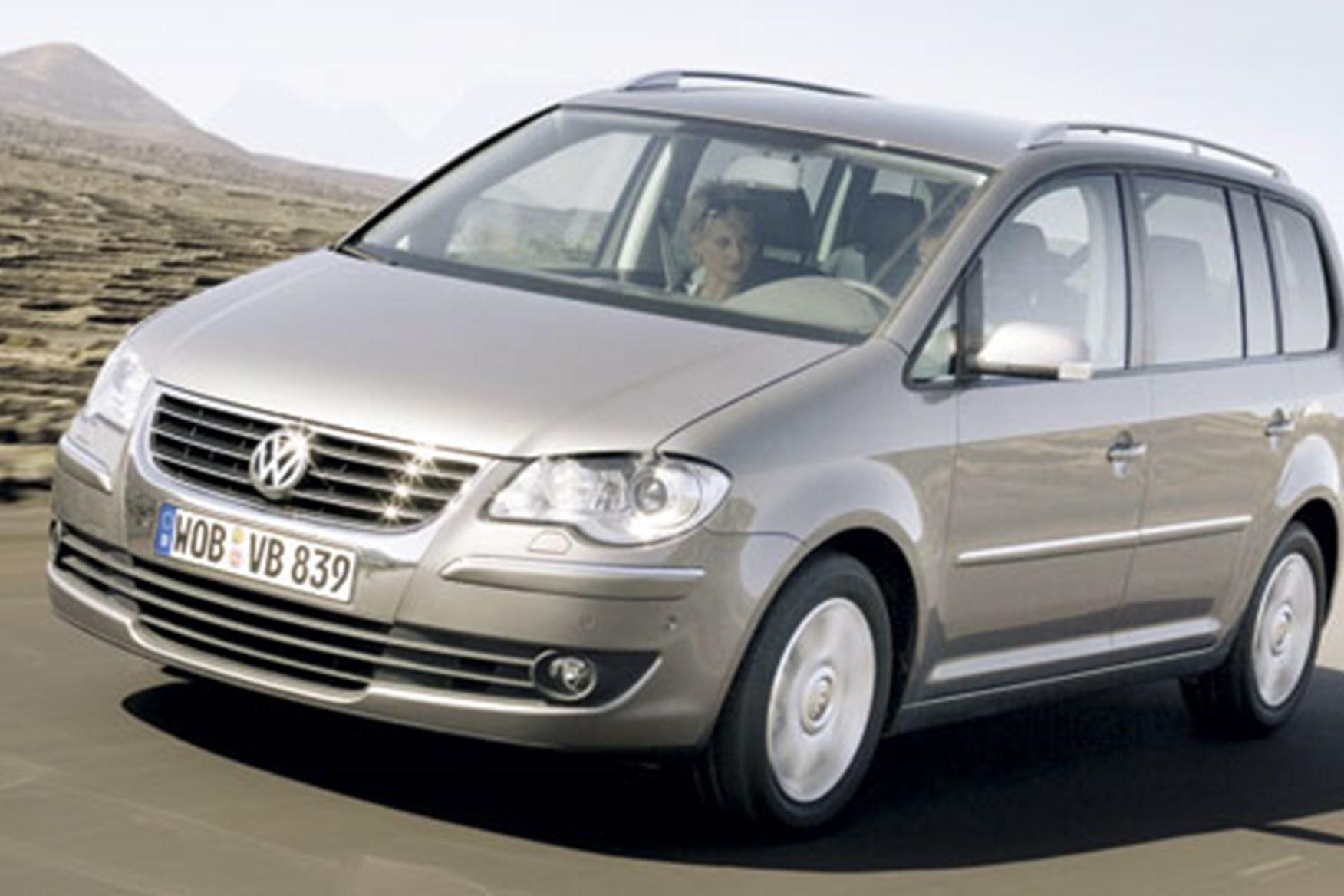 Volkswagen touran 1.9 tdi 2006 pareri su Usato.Quattroruote