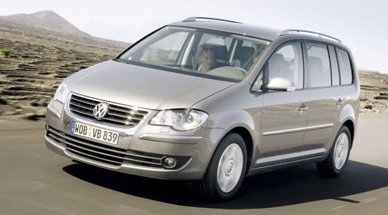 Auto Lease Deals >> VW Touran 1.9 TDi (2006) review | CAR Magazine