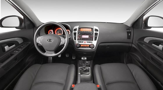 Auto Lease Deals >> Kia Ceed 1.6 S (2006) review | CAR Magazine