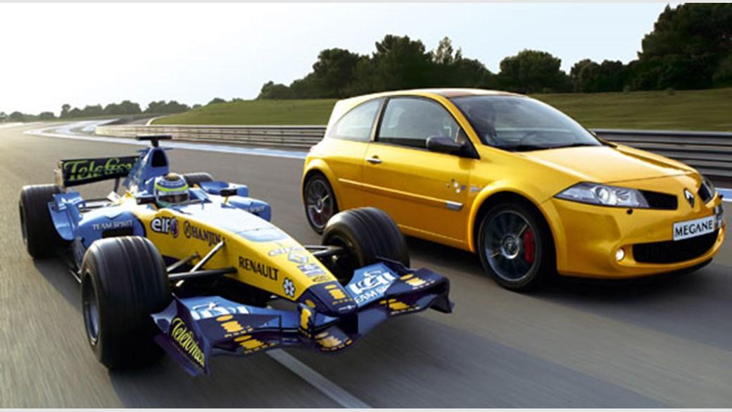 Renaultsport Megane 230 F1 Team R26 2006 Review